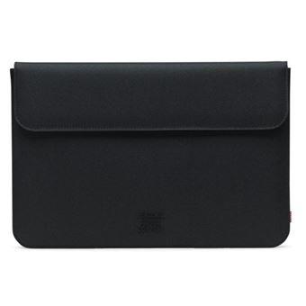 Funda Herschel Spokane Negro para MacBook 12''