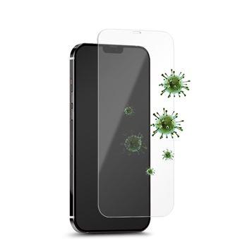 Protector de pantalla antimicrobiano Puro Cristal templado para iPhone 12/12 Pro