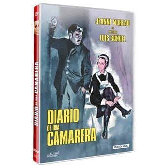 Diario de una camarera - DVD