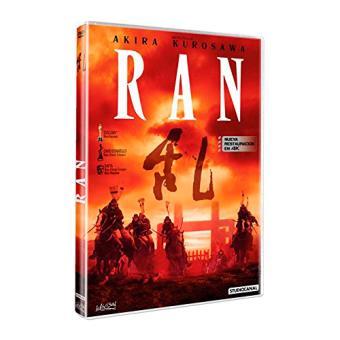 Ran Ed. remasterizada - DVD