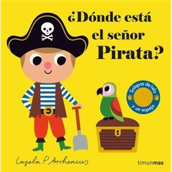 ¿Dónde está el señor Pirata?