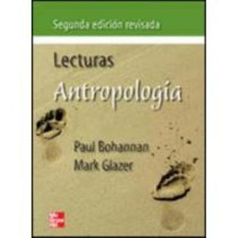 Antropología. Lecturas
