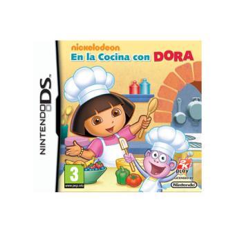 Cocinar Con Dora | En La Cocina Con Dora Nintendo Ds Para Los Mejores Videojuegos Fnac