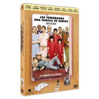 Los Tenembaums, una familia de genios - DVD
