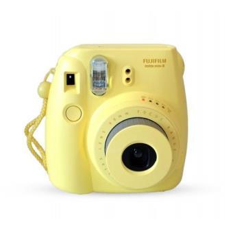Cámara Instantánea Fujifilm Instax Mini 8 Amarilla