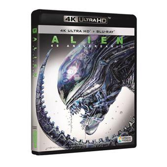 Alien, el octavo pasajero - Ed 40 aniversario - UHD + Blu-Ray