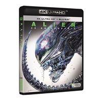 Alien, el octavo pasajero  Ed 40 aniversario - UHD + Blu-Ray