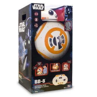 Figura Star Wars BB-8 Radicontrol (40cm)