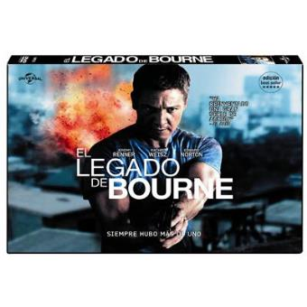 BourneEl legado de Bourne - DVD Ed Horizontal