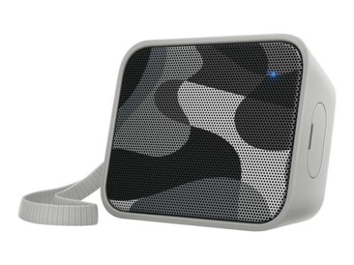 Altavoz bluetooth Philips PixelPop BT110 camuflaje