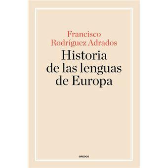 Historia de las lenguas de Europa