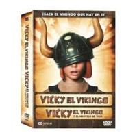 Pack Vicky el Vikingo 1 y 2 - DVD