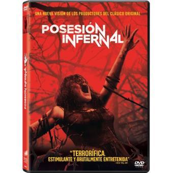Posesión infernal - DVD