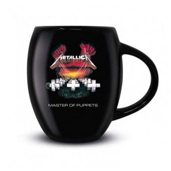 Taza Metallica - Master of Puppets