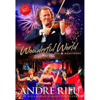 Wonderful World: Live In Maastricht (Formato DVD)