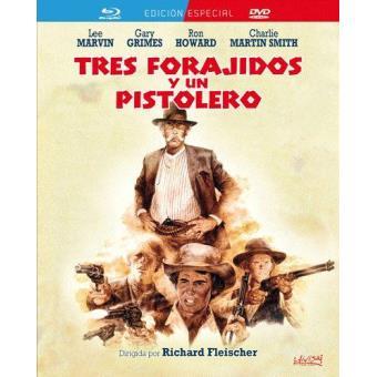 Tres forajidos y un pistolero - Blu-Ray + DVD