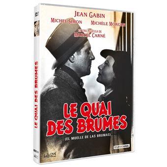 Le Quai des brumes V.O.S. - DVD