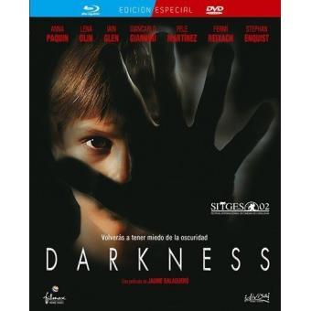 Darkness - DVD + Blu-Ray