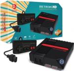 Consola Retron  HD negra + Mando Nes