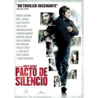 Pacto de silencio - DVD