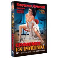 Crímenes en portada - DVD