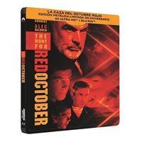 La caza del Octubre Rojo - Steelbook UHD + Blu-ray