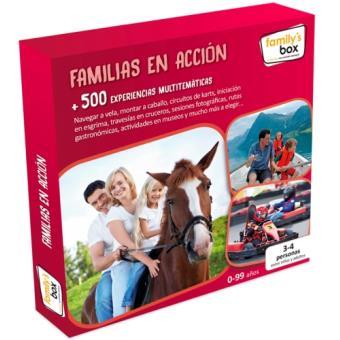 Caja Regalo Kiddy's box - Familias en Acción