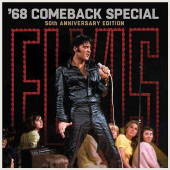 Elvis: '68 Comeback Special - 5 CD + Blu-Ray
