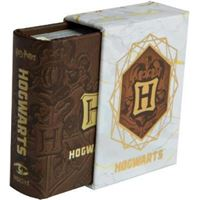 Tiny book harry potter-hogwarts sch