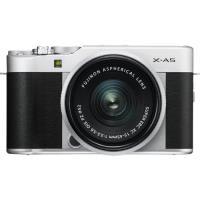 Cámara EVIL Fujifilm X-A5 + XC 15-45 mm Plata