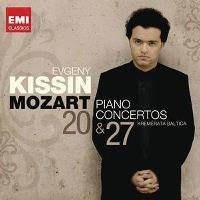 Conciertos piano Nº 20 y 27
