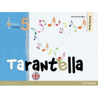 Tarantella 5 Pack Activity Book
