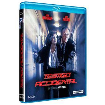 Testigo accidental - Blu-ray