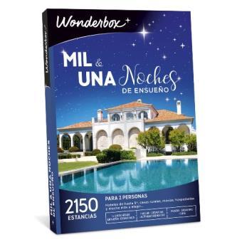 Wonderbox 2018 Mil & una Noches de ensueño