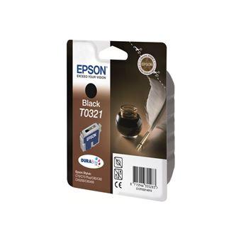 Epson Cartucho Tinta Negra T032140