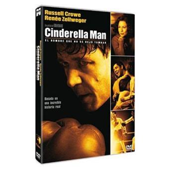 Cinderella Man. El hombre que no se dejó tumbar - DVD