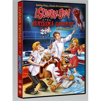 Scooby-Doo y el fantasma gourmet - DVD