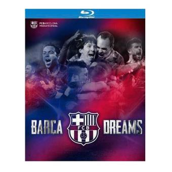 Barça Dreams - Blu-Ray