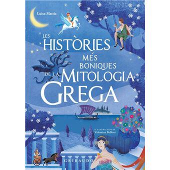 Les històries més boniques de la mitologia grega