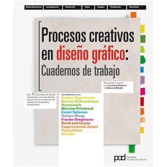 Procesos creativos de diseño gráfico - cuadernos de trabajo