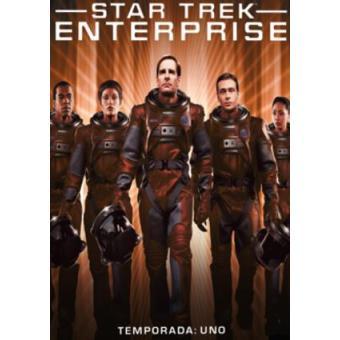 Star Trek Enterprise - Temporada 1 - Blu-Ray
