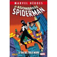 El Asombroso Spiderman: La era del traje negro