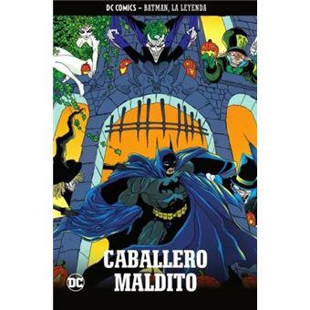 Batman, La Leyenda 12: Caballero Maldito