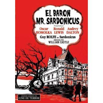 El Barón Mr. Sardonicus - DVD