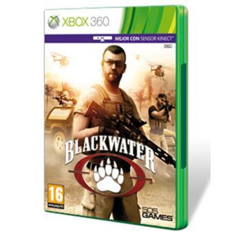 Blackwater Kinect Xbox 360