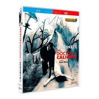El gabinete del Doctor Caligari - Blu-Ray + DVD