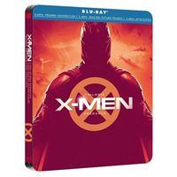 Trilogía X-Men - Las Precuelas - Steelbook Blu-Ray