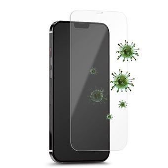 Protector de pantalla antimicrobiano Puro Cristal templado para iPhone 12 Pro
