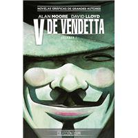 Colección Vertigo núm. 01: V de Vendetta Parte 1
