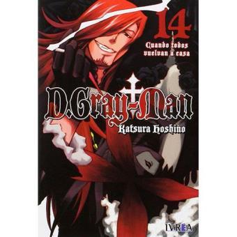 D. Gray Man 14